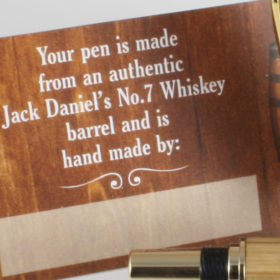 Jack-Daniels - Upgrade Gold plating-13886