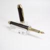 Vulpen - Palisander - Titanium Gold Plating - Titanium Gold accent-0