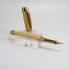 Vulpen - Buxus - Titanium Gold plating - Brush Gold accent-0